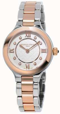 Frederique Constant I classici della Womans delizia acciaio placcato oro rosa FC-200WHD1ER32B