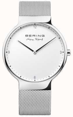 Bering Cinturino in maglia intercambiabile Mens max rené 15540-004