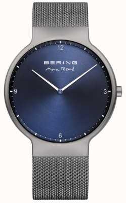 Bering Mens max rené cinturino intercambiabile grigio 15540-077