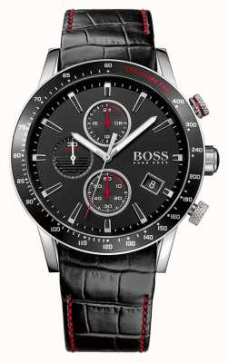 Hugo Boss Gents Rafale orologio cronografo nero 1513390