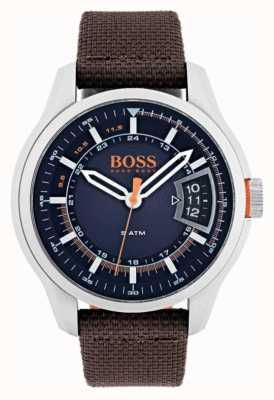 Hugo Boss Orange Cinturino marrone hong kong marrone 1550002