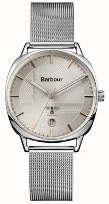 Barbour Maglia d'argento Womans mitford BB062SL