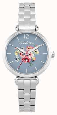 Cath Kidston Cinturino in metallo da donna blu CKL015SM