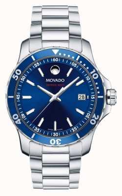 Movado Serie 800 orologi sportivi in alluminio acciaio prestazioni degli uomini 2600137