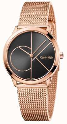 Calvin Klein Womans minima oro rosa K3M22621
