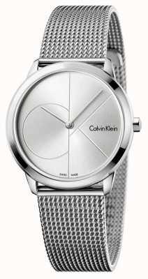 Calvin Klein Maglia in acciaio inox minima Womans K3M2212Z