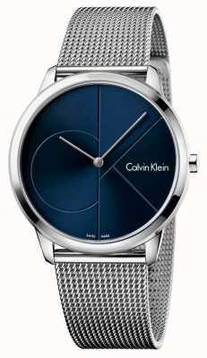 Calvin Klein Cinghia in acciaio inox minima K3M2112N