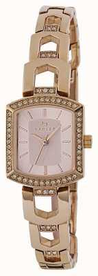 Radley Womans grosvenor bracciale in oro rosa RY4198