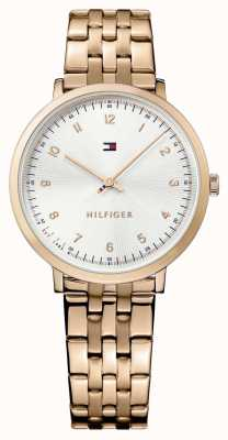 Tommy Hilfiger Womans pippa rose placcato oro 1781760
