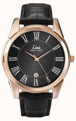 Limit Cuoio orologio da uomo 5454.01