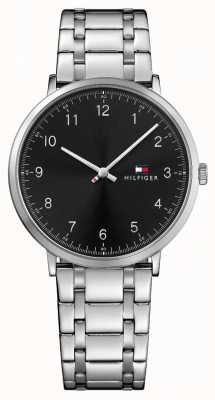 Tommy Hilfiger Mens james orologio in acciaio inox 1791336