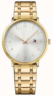 Tommy Hilfiger Mens james pvd oro orologio placcato 1791337