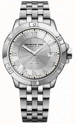 Raymond Weil acciaio argento tango Mens 8160-ST-00658