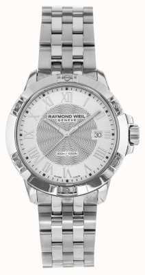 Raymond Weil Al quarzo da uomo in acciaio tango argento 8160-ST-00658