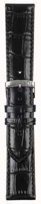 Morellato Solo cinghia - samba alligatore vitello nero 18mm A01X2704656019CR18