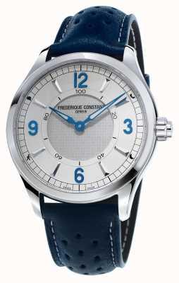 Frederique Constant Cinghia di cuoio bluetooth bluetooth smartwatch orologio da uomo FC-282AS5B6