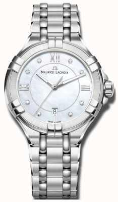 Maurice Lacroix Womans Aikon quarzo AI1004-SS002-170-1