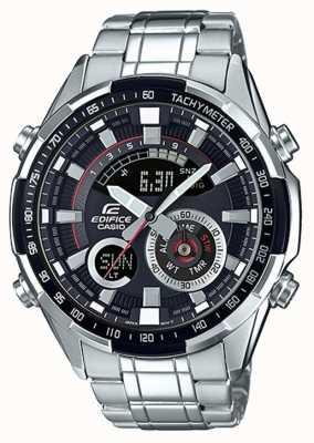 Casio Orologio Edifice con cronografo tachimetrico ERA-600D-1AVUEF
