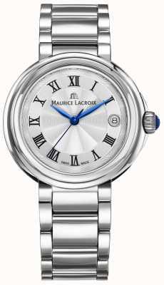 Maurice Lacroix Vigilanza delle signore in acciaio inossidabile Fiaba 36mm FA1007-SS002-110-1