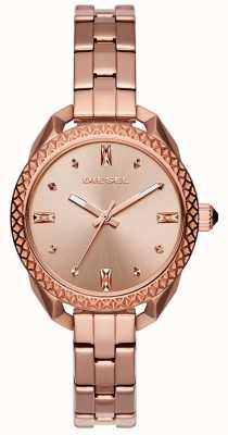 Diesel Orologi braccialetto oro rosa shawty DZ5549