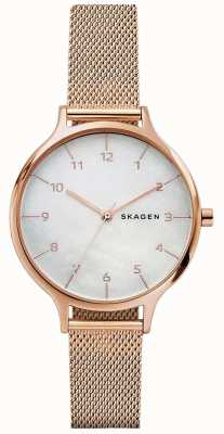 Skagen Bracciale Womans anita oro rosa in acciaio inox SKW2633