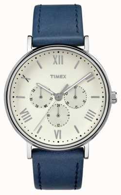 Timex Cronografo multifunzionale blu a sud TW2R29200