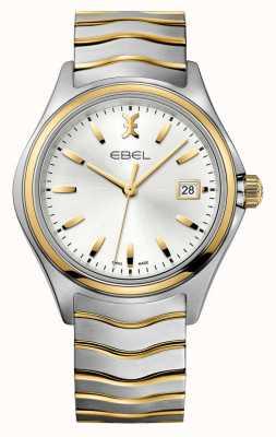 EBEL Orologio d'oro a due toni di messa in onda 1216202