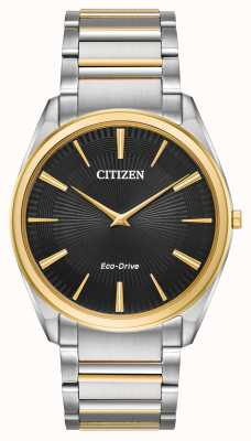 Citizen Mens multicolore analogico al quarzo a due toni AR3074-54E