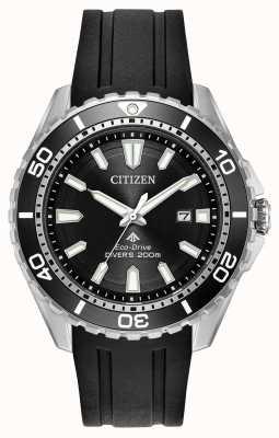 Citizen Cinturino in gomma di diversa promozione degli eco-drive da uomo BN0190-07E