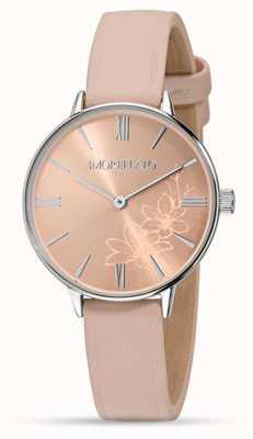 Morellato Orologio da polso di ninfa magnolia delle donne / cinturino R0151141503