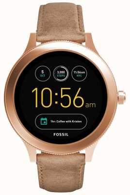Fossil Womans q avvia smartwatch FTW6005