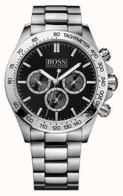 Boss Cronografo Ikon in acciaio inossidabile 1512965