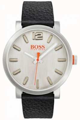 Hugo Boss Orange Orologio uomo bilbao in argento 1550035