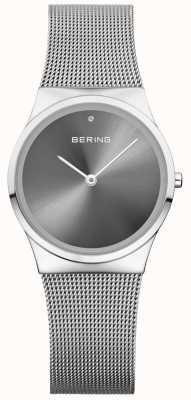 Bering Unisex classico lampada a sospensione in argento milanese 12130-009