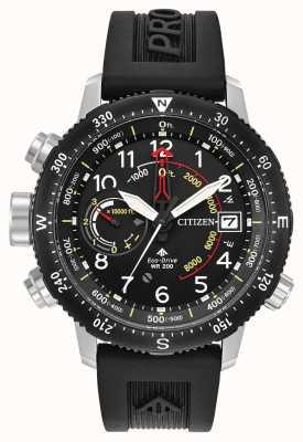 Citizen Cinghia Eco-drive promaster altichron subacquea BN4044-15E