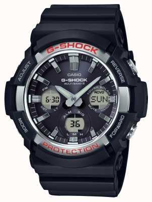Casio Cronografo di allarme ad altoparlante G-shock GAW-100-1AER