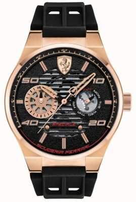 Scuderia Ferrari Speciale oro rosa 0830458