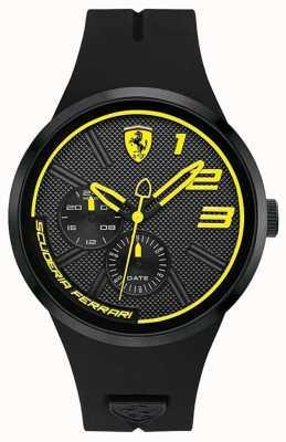 Scuderia Ferrari Fxx quadrante giallo e nero 0830471
