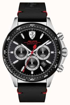 Scuderia Ferrari Cronografo Pilota 0830389