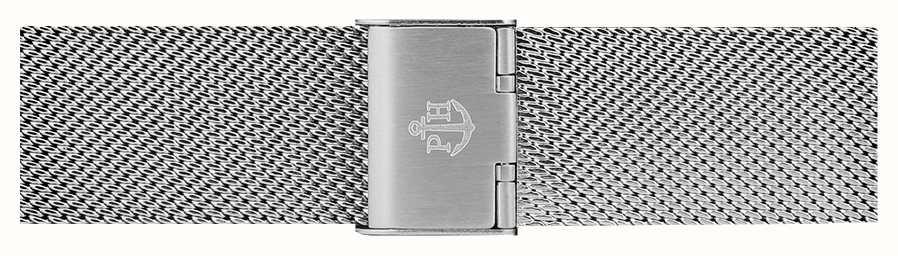 Paul Hewitt | Cinturino in maglia di acciaio inossidabile 20mm | chiusura pieghevole | PH-M1-S-4M