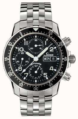 Sinn 103 st in acciaio inossidabile classico chrono fine link pilota 103.061 FINE BRACELET