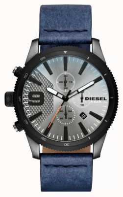 Diesel Orologio da polso in denim cronografo DZ4456