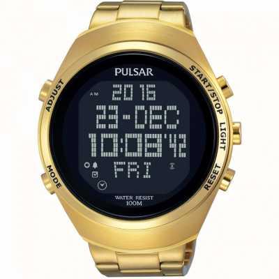 Pulsar Cronografo di allarme per uomo PQ2056X1