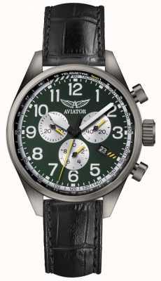 Aviator Orologio da uomo cronografo airacobra p45 V.2.25.7.171.4