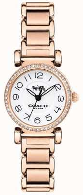 Coach Set di cristalli di oro rosa madison della donna 14502853