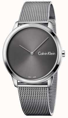Calvin Klein Cinghia di maglia minima unisex K3M211Y3