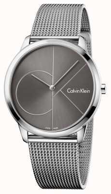 Calvin Klein Cinghia di maglia minima unisex K3M21123
