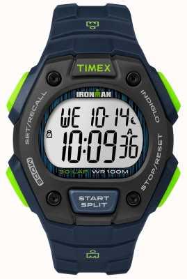 Timex Ironman classic 30 fs nero e calce TW5M11600D7PF