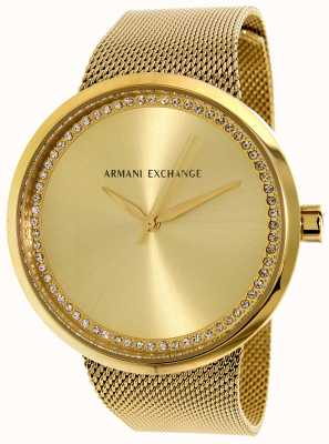 Armani Exchange Acciaio inossidabile liv AX4502