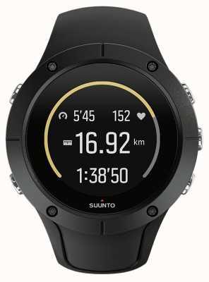 Suunto Unisex spartan trainer wrist hr monitor nero SS022668000